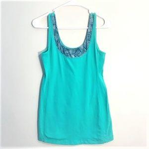 Lululemon | Turquoise Workout Top